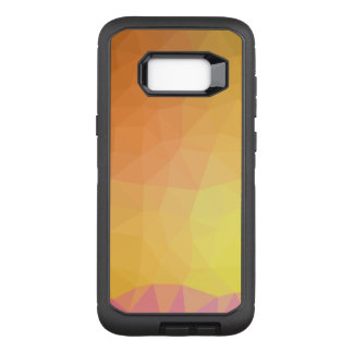 LoveGeo Abstract Geometric Design - Sunny Fringe OtterBox Defender Samsung Galaxy S8+ Case