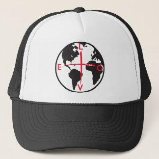 LoveGlobe316 - white background Trucker Hat