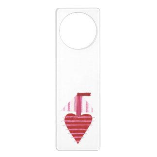 Loveheart Boat Door Hanger