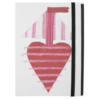 Loveheart Boat I-Pad Pro Case