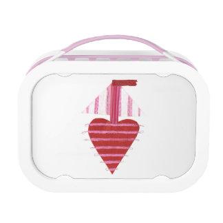 Loveheart Boat Lunchbox