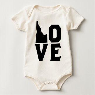 LoveIdaho Baby Bodysuit