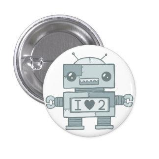 Loveless Robot Buttons