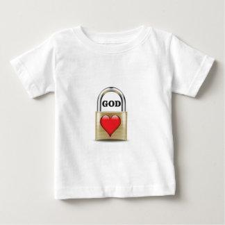 lovelock on god baby T-Shirt