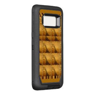 Lovely Africa Giraffe Safari animal design OtterBox Defender Samsung Galaxy S8 Case