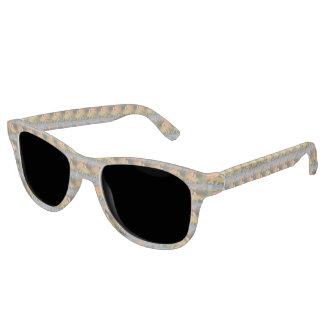 Lovely Africa wild animal design Safari summertime Sunglasses