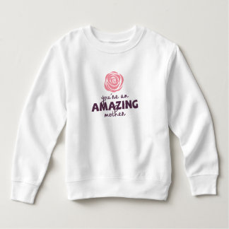 Lovely Amazing Mother Mother's Day | Sweatshirt