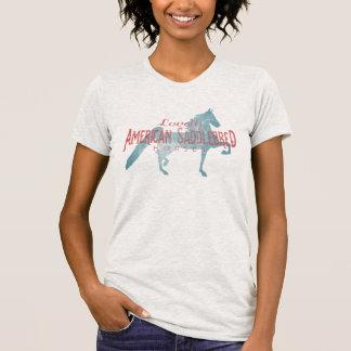 Lovely American Saddlebred Horses T-Shirt