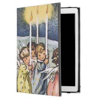 "lovely angels iPad pro 12.9"" case"