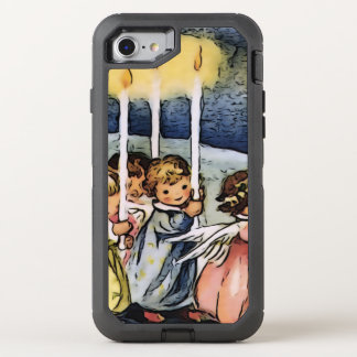 lovely angels OtterBox defender iPhone 8/7 case