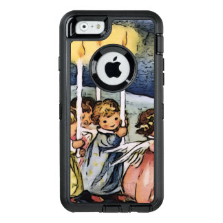 lovely angels OtterBox defender iPhone case