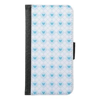 Lovely Argyle Samsung Galaxy S6 Wallet Case