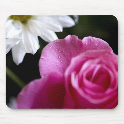 Lovely as a Rose Mouse Pad
