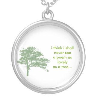 Lovely As A Tree Necklace