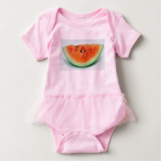 Lovely as a Watermelon 4Sarah Baby Bodysuit