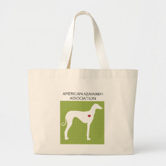 Lovely Azawakh Tote Bag