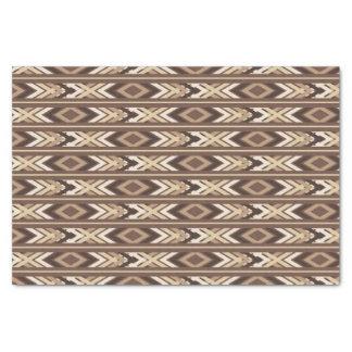 Lovely Aztec pattern Tissue Paper