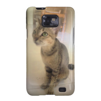 lovely cat samsung galaxy s2 cases
