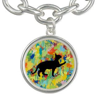 Lovely Cat Colorful Splash Complet