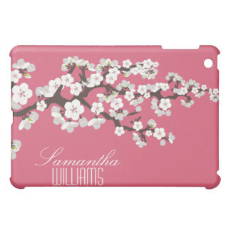 Lovely Cherry Blossom (rose pink) Case For The iPad Mini