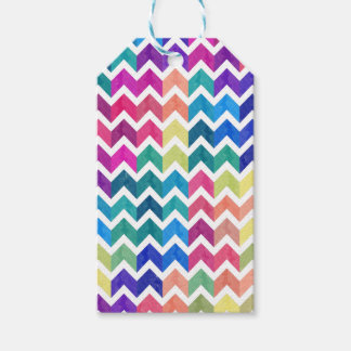 Lovely Chevron Gift Tags