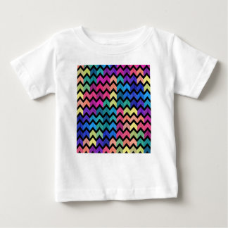 Lovely Chevron II Baby T-Shirt