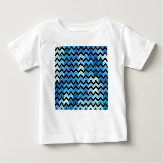 Lovely Chevron III Baby T-Shirt