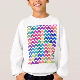 Lovely Chevron Sweatshirt