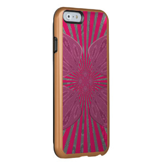 Lovely Colorful S Abstract and Geometric Pattern Incipio Feather® Shine iPhone 6 Case