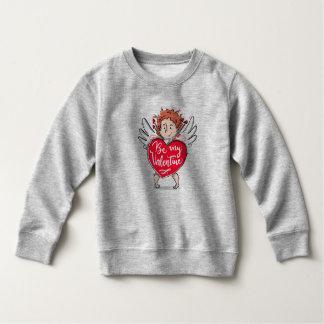 Lovely Cupid's Be My Valentine   Sweatshirt