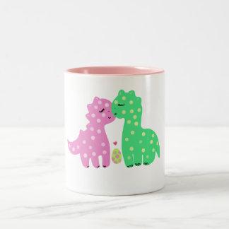 Lovely Dinos Mug