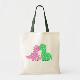 """""""Lovely Dinos"""" Tote"""