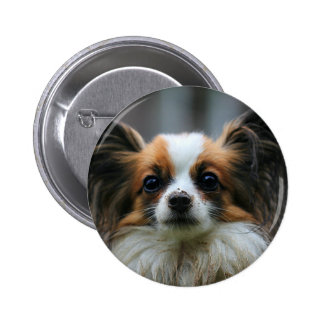 Lovely Dog Pinback Buttons
