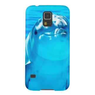 Lovely Dolphin Underwater Sea Life Cases For Galaxy S5