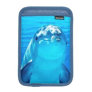 Lovely Dolphin Underwater Sea Life iPad Mini Sleeves