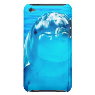 Lovely Dolphin Underwater Sea Life iPod Case-Mate Cases