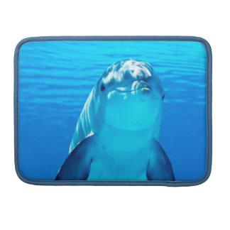 Lovely Dolphin Underwater Sea Life Sleeve For MacBooks