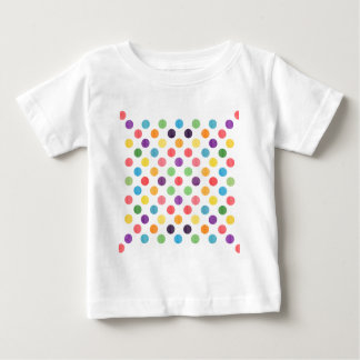 Lovely Dots Pattern VIII Baby T-Shirt