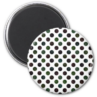 Lovely Dots Pattern XIII Magnet