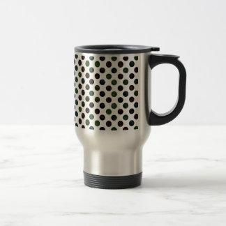 Lovely Dots Pattern XIII Travel Mug