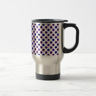 Lovely Dots Pattern XV Travel Mug