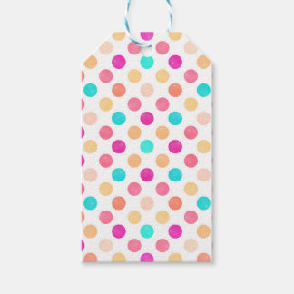 Lovely Dots Pattern XVI Gift Tags