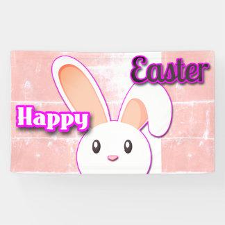 Lovely Easter Bunny 2 Banner