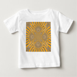 Lovely Edgy  amazing symmetrical pattern design Baby T-Shirt