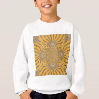 Lovely Edgy  amazing symmetrical pattern design Sweatshirt