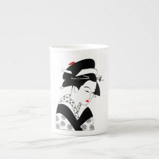 Lovely Elegant Geisha Specialty Mug