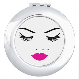Lovely Face Mirror For Makeup