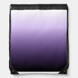 Lovely Fade Ombre Drawstring Backpack
