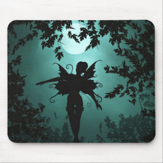 Lovely fairy mousepad
