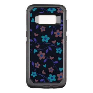 lovely floral 415D (I) OtterBox Commuter Samsung Galaxy S8 Case